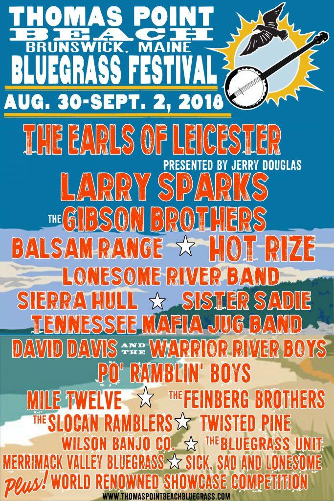 2018 Festival Poster
