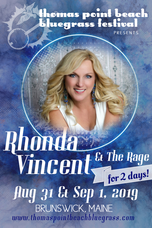 Rhonda Vincent & The Rage 2