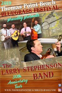 The Larry Stephenson Band 1