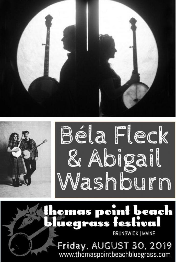 BELA FLECK & ABIGAIL WASHBURN 2