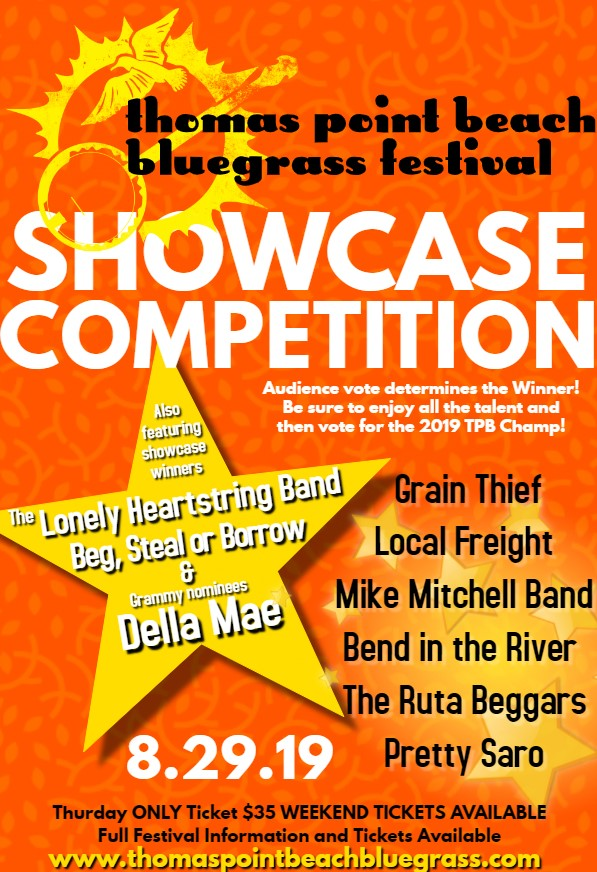 Showcase Band Competition 1