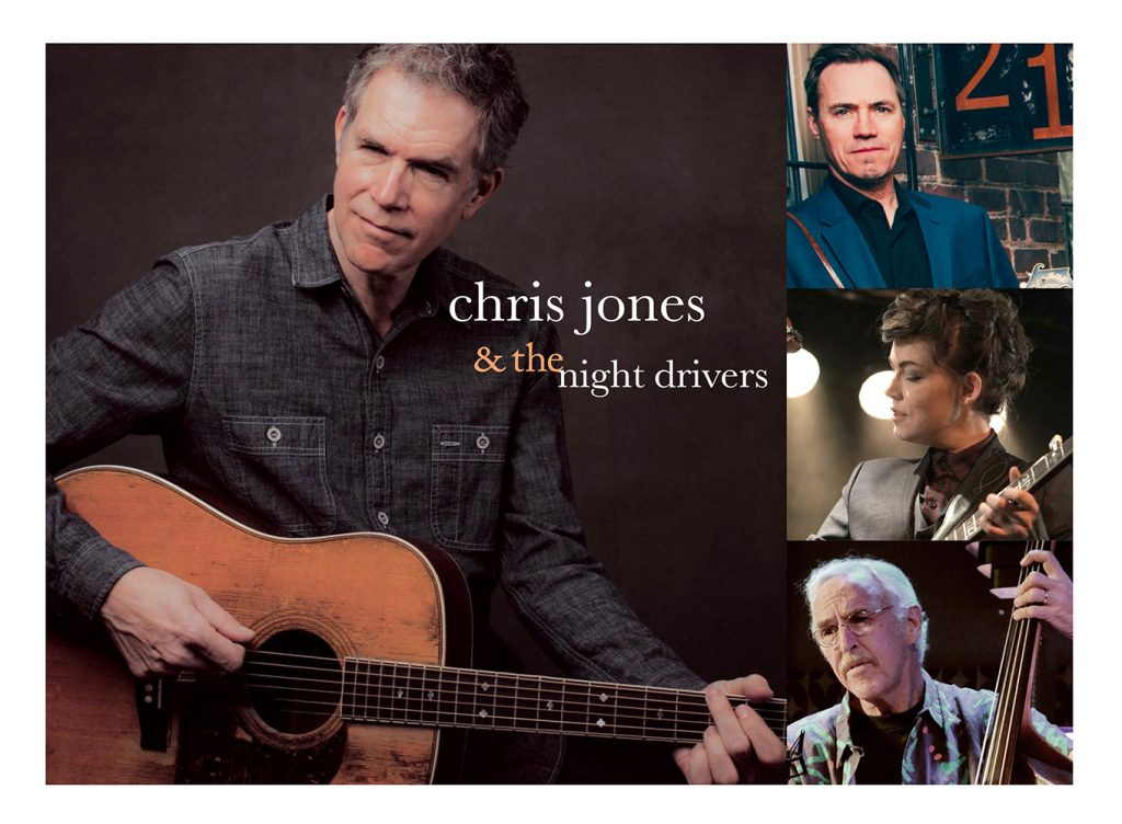 Chris Jones & The Night Drivers