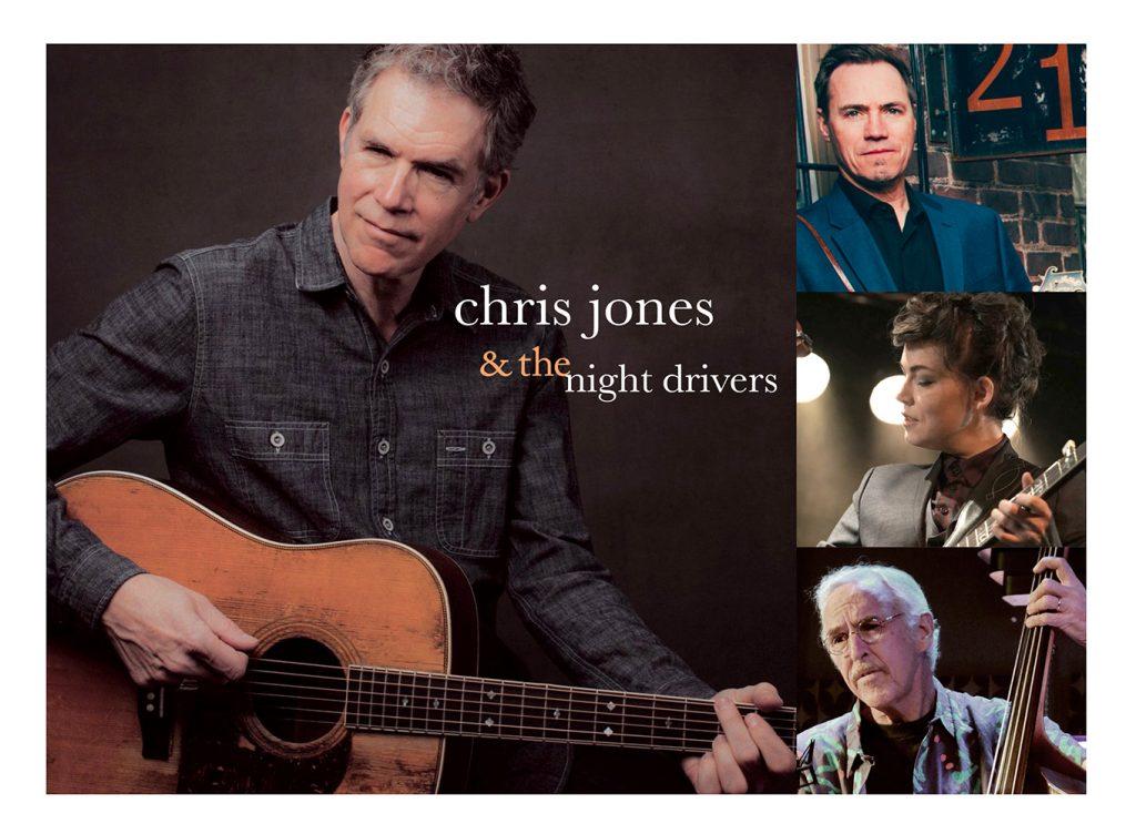 Chris Jones & The Night Drivers