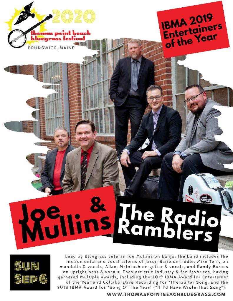 Joe Mullins & The Radio Ramblers 1