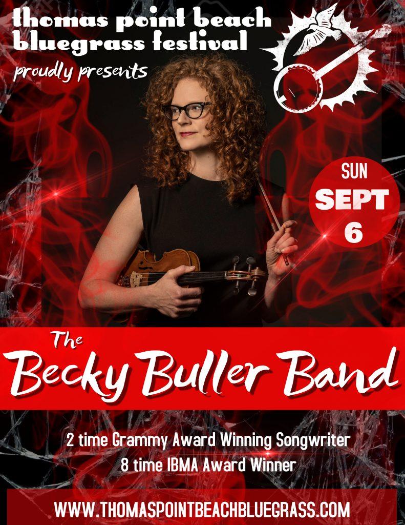The Becky Buller Band 1