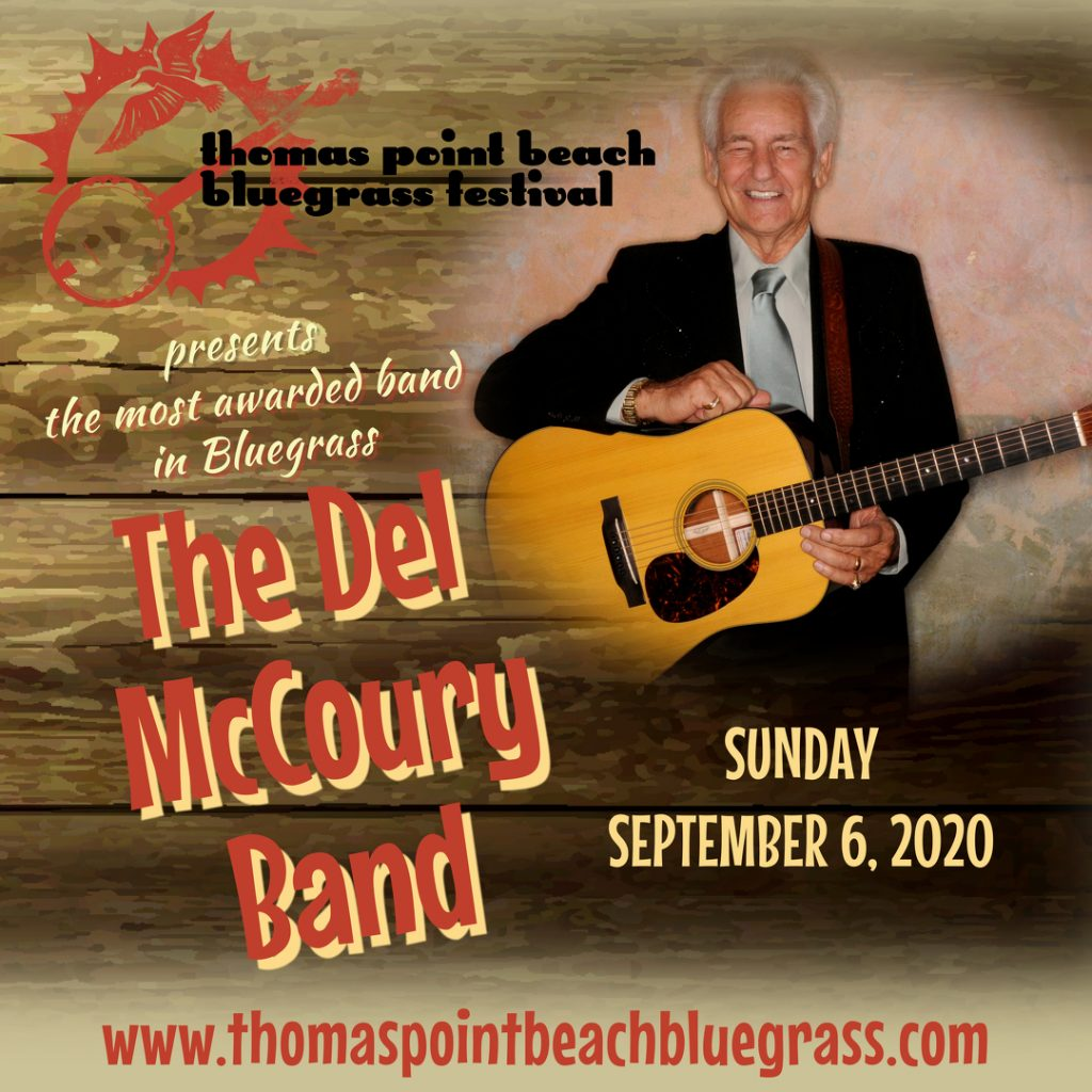 The Del McCoury Band 1