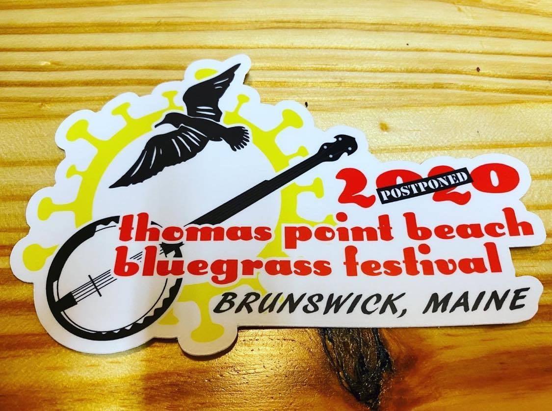 2020 Non-Festival Covid Sticker