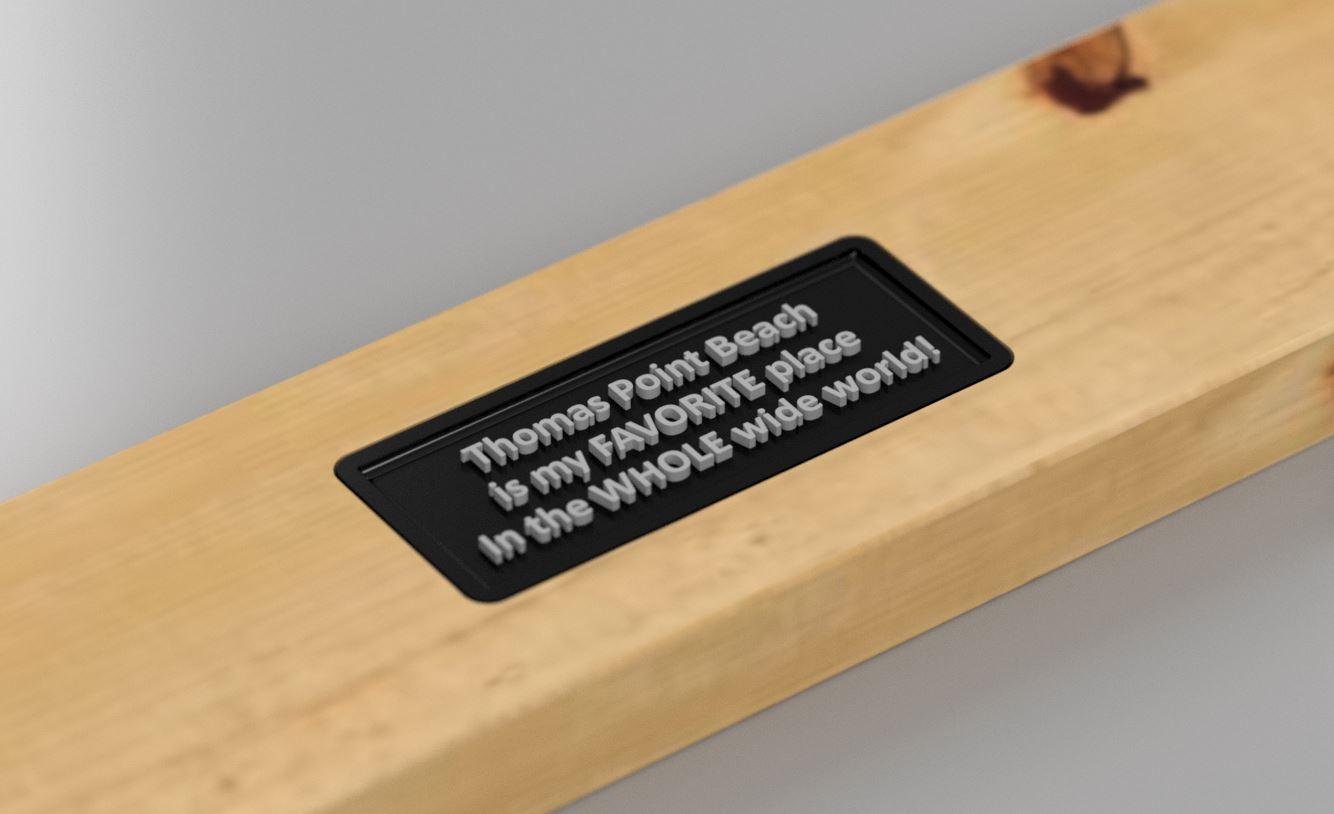 Sponsor a Picnic Table