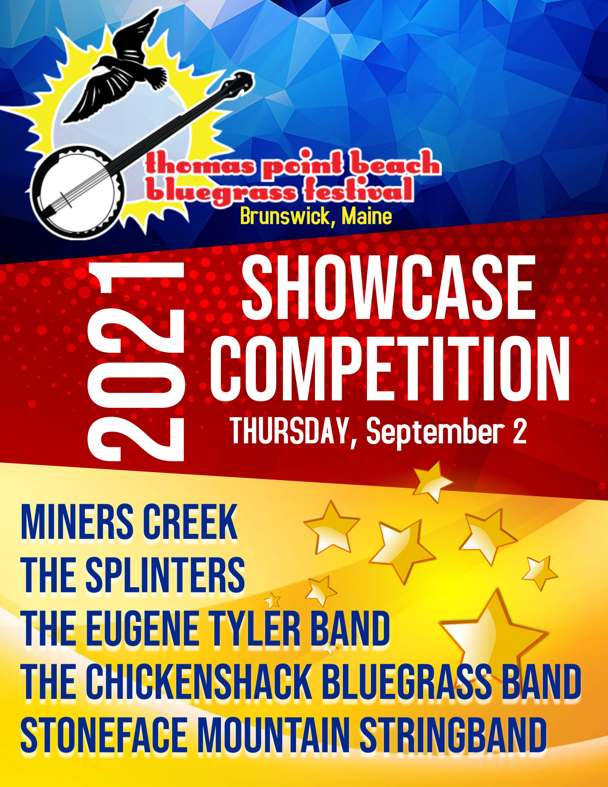 Showcase Band Competition 4